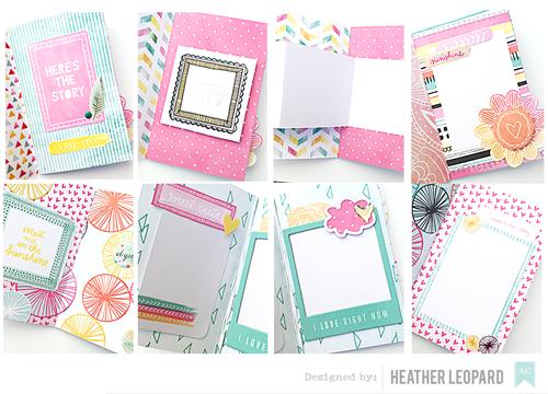 Summer Mini Inside by Heather Leopard