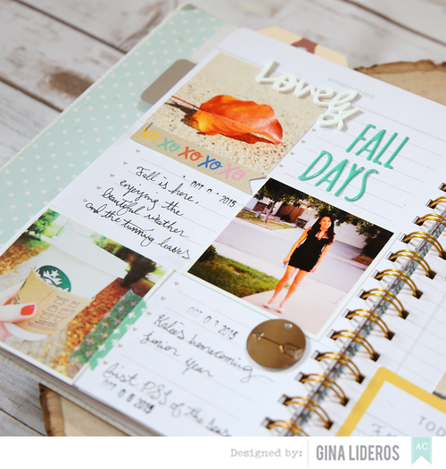 Gina Lideros Fall Planner page 3c