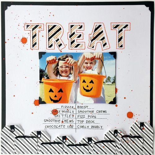 Vicki Funk - Treat