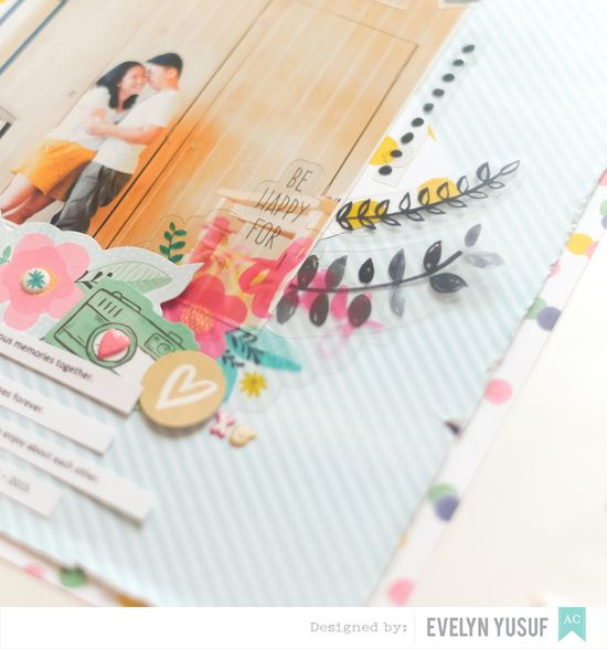 Remember Us American Crafts Better Together Amy Tangerine   Details 2 by Evelynpy