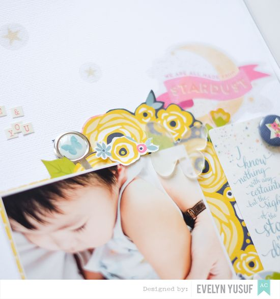 Spring Boy Layout American Crafts Details 1 by   Evelynpy