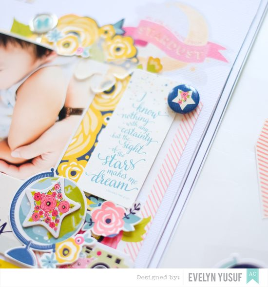 Spring Boy Layout American Crafts Details 2 by   Evelynpy