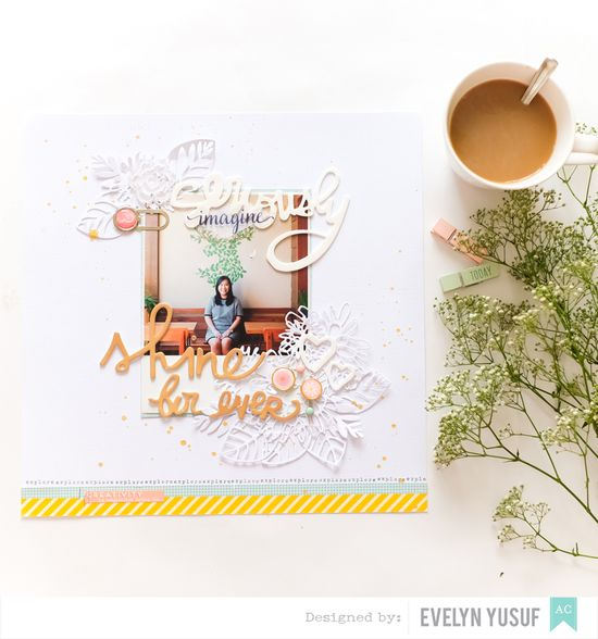 Shine for ever styling cover by Evelynpy