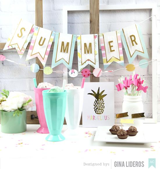 GinaLideros Summer Parties AC1