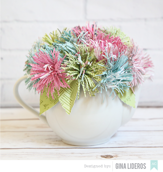 American Crafts Studio Blog How To Create Simple Paper Flowers