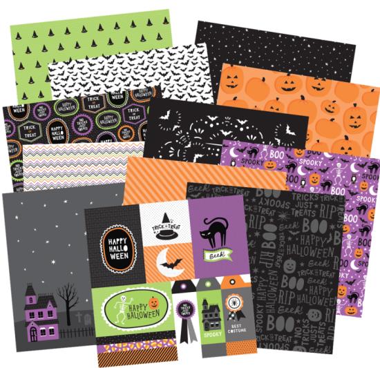 Papers-Halloween
