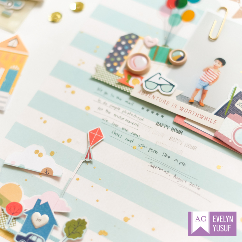 Everyday Life Details 3 by Evelynpy American Crafts   Shimelle