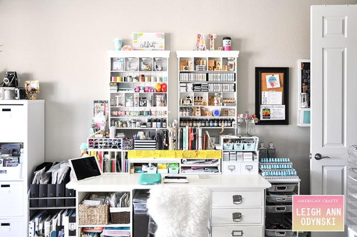 American-crafts-craft-room-tour-and-tips-planner-desk-leigh-photo3