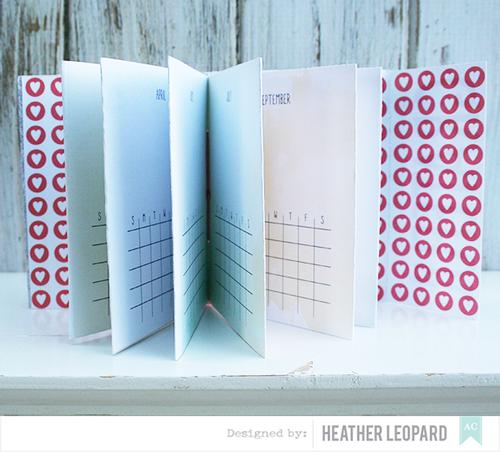 Grateful Journal Inside by Heather Leopard American Crafts