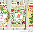 Christmas Tags by Heather Leopard American Crafts