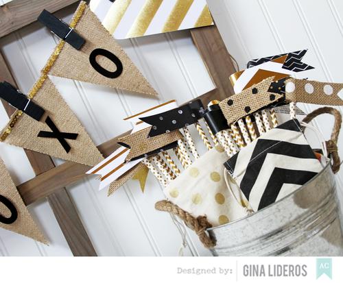 Gina Lideros Big XOXO banner close
