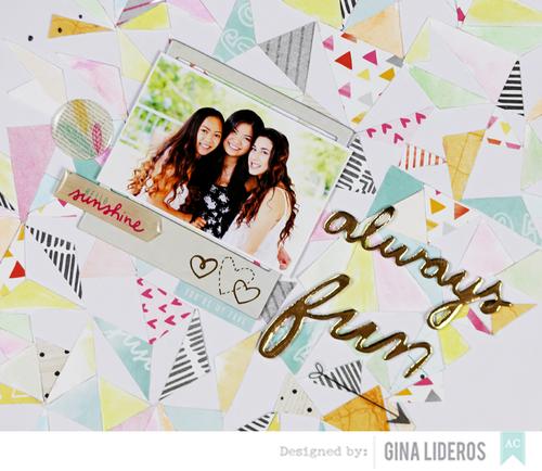 Gina Lideros pastels close