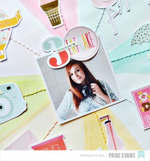 Favorites & 30 Detail by Paige Evans