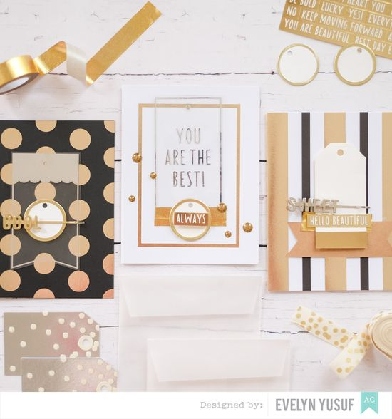 DIY Shop 3 Cards Full Cover by Evelynpy