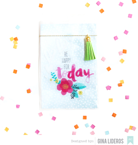 Gina Lideros Happy Mail card3