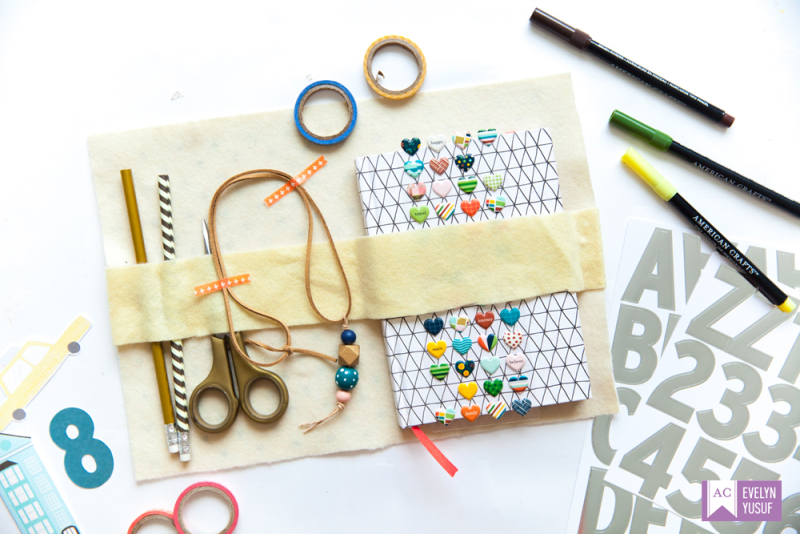 Busy Book Details 2 American Crafts by Evelynpy