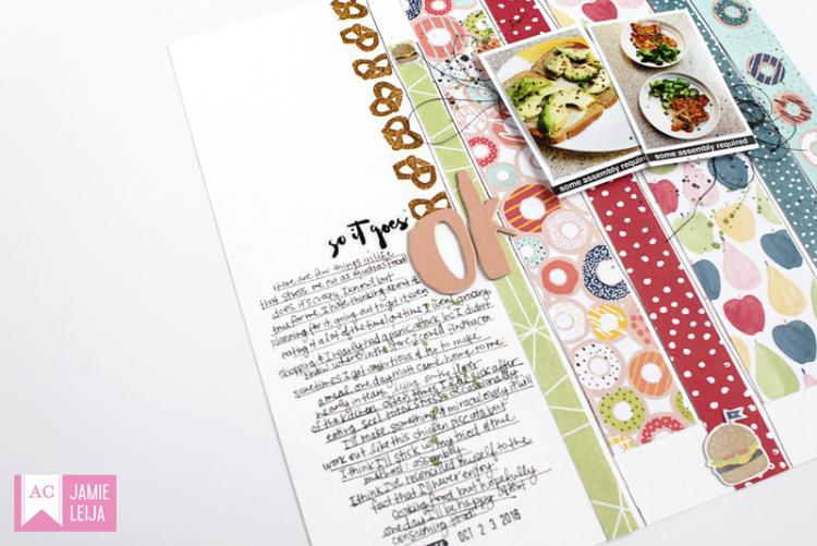 American Crafts-Dear Lizzy Food 03