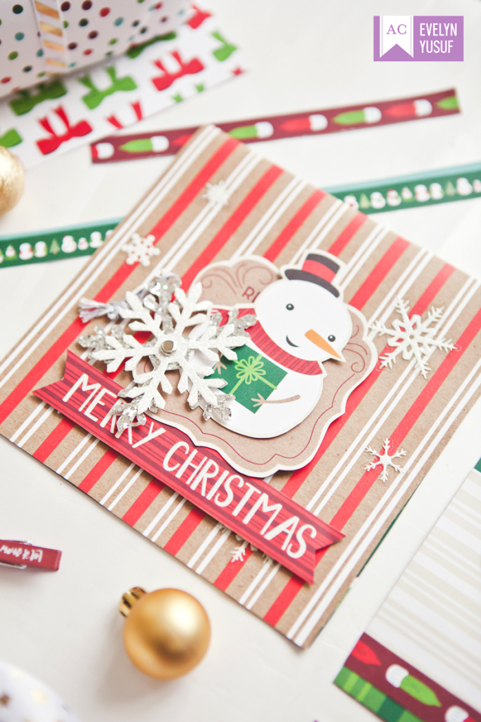 Christmas Cards American Crafts by Evelynpy Details3