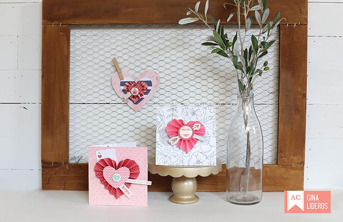 GinaLideros Valentines cards 1