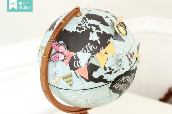 Globe2Flags