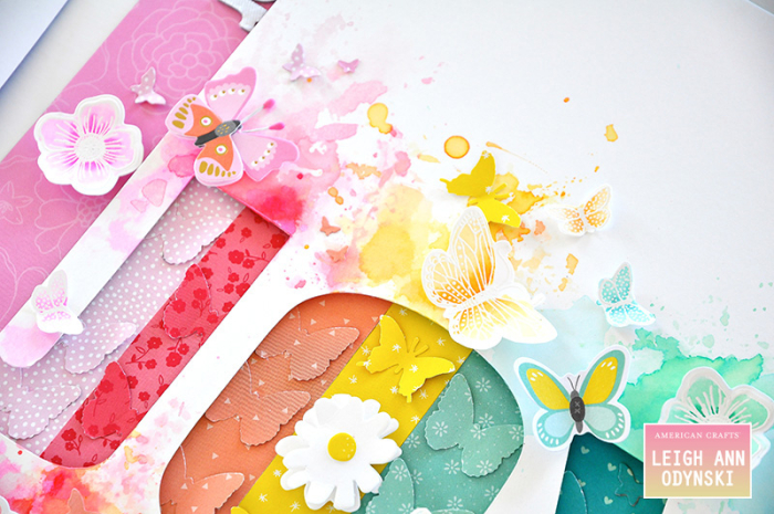 American-crafts-easter-layout-butterflies-texture-WMphoto4