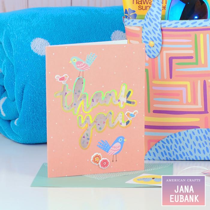 Jana Eubank American Crafts Teacher Gift 5 800