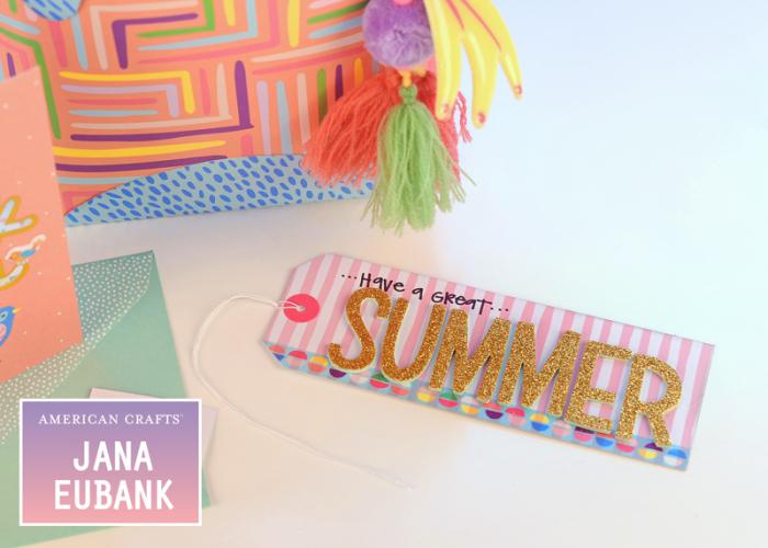 Jana Eubank American Crafts Teacher Gift 4 800