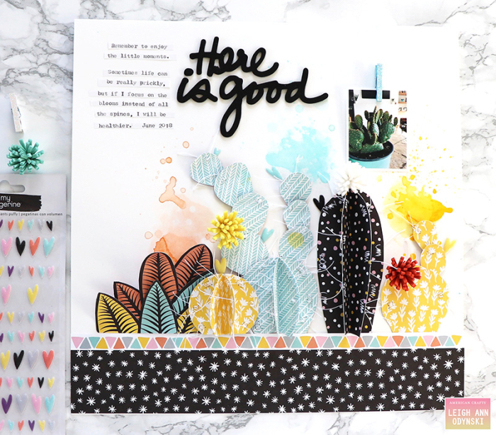 American-crafts-home-decor-paper-cacti-layout-photo5