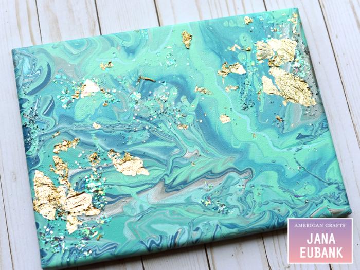Jana Eubank American Crafts Color Pour 4 800