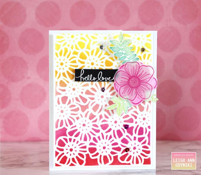American-crafts-birthday-card-warm-inkblend-floral-stencil-photo4