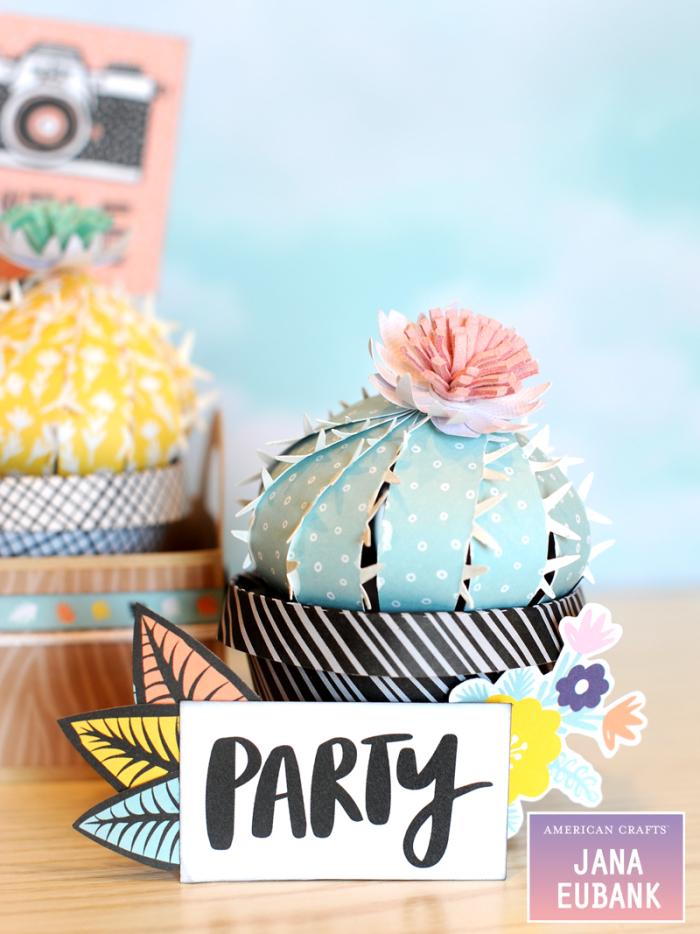 Jana Eubank American Crafts Amy Tangerine Shine On Cactus Home Decor 5 800