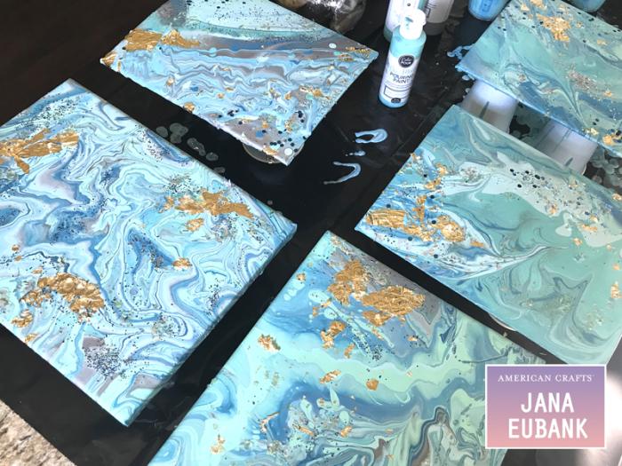 Jana Eubank American Crafts Color Pour 7 800