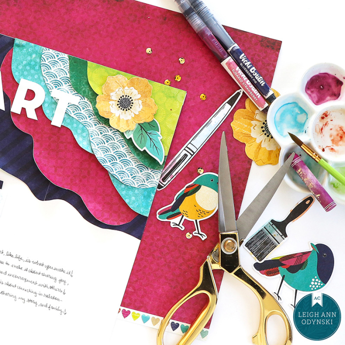 2-ACDT-color-kaleidoscope-scrapbook-paint-spill-layout-2