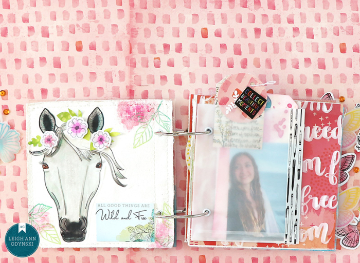 3-ACDT-mini-album-painted-horse-leigh3