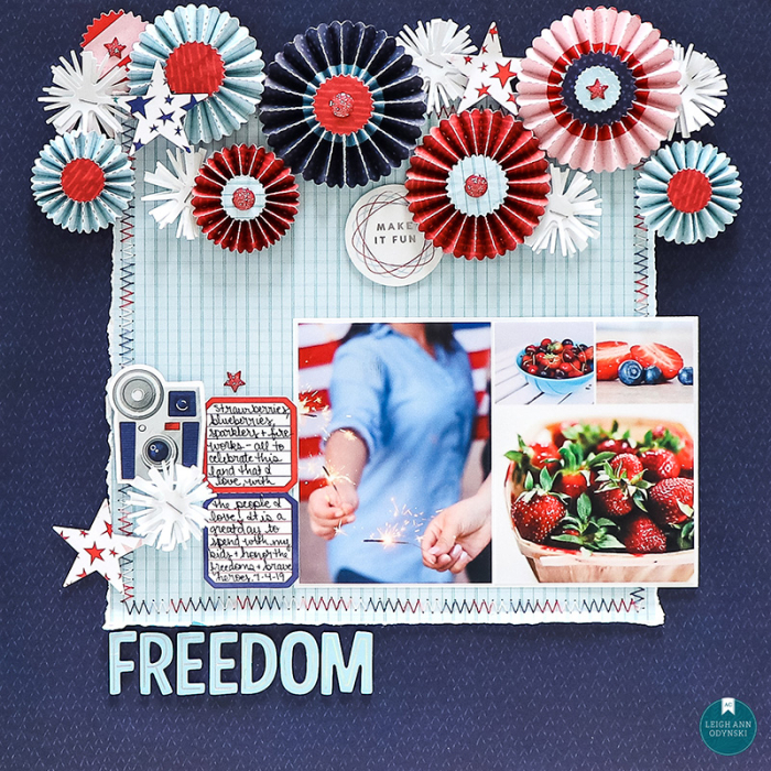 1-AMericanCrafts_july4th_scrapbook_LAyout1