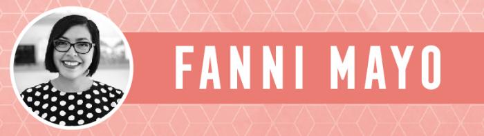 Fanni Blog Footer