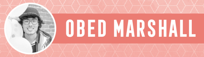 Obed Blog Footer