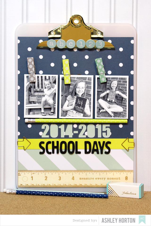 School Clipboard